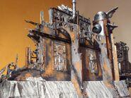 Escenografia Complejo Imperial Abastecimiento Fuel 13g Wikihammer