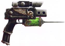 Pistola Executor Wikihammer