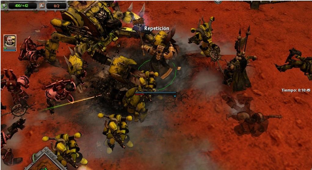 16 Los Templarios consiguen huir, pero su Capitán se niega a retirarse.