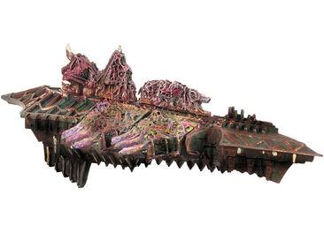 Crucero demoníaco poseido