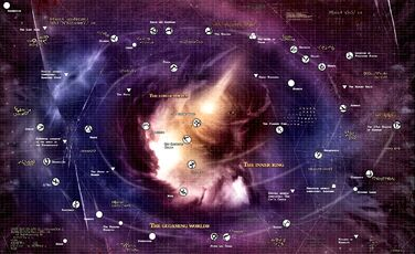 Vortice Aullante Mapa Sirviente de los Dioses Oscuros Wikihammer