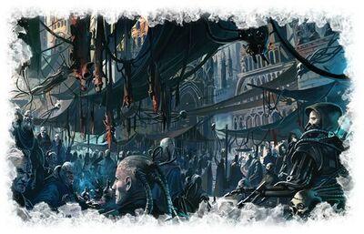 Imperio ciudad mercado