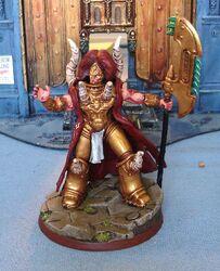 Magnus el Rojo Pre Herejía