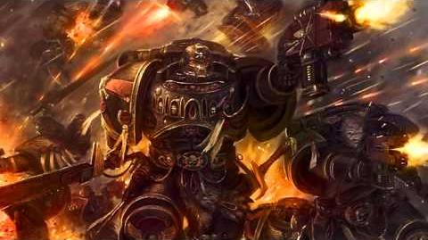 Death Company Epic Music Tribute Warhammer Wikihammer 40k Blood Angels.wmv