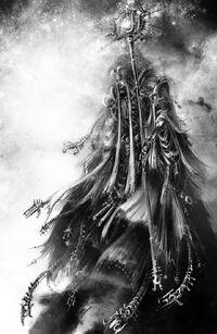 Orikan Lider Necron Wikihammer