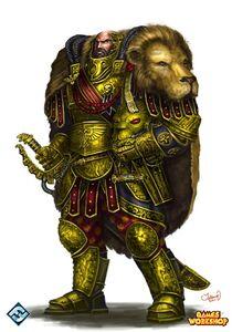 Señor de la Guerra Tiber Achilus Cruzada Achilus Cuenca de Jericho Flota Imperial Wikihammer
