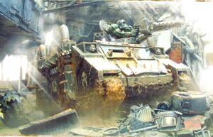 Rhino Zakeado Kastorel-Novem Orkos FW diorama