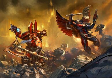 Caos kharn vs daenor guerra de diamor