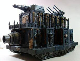 GI Leviathan transporte armado