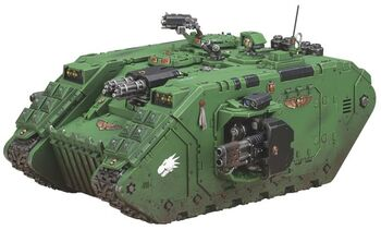 Land Raider Redentor