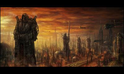 Mundo santuario imperial
