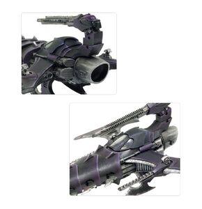 Raven Eldars Oscuros Motor y Armamento