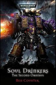 Soul Drinkers Segundo Omnibus