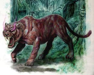 Gato de Phyrr fauna wikihammer