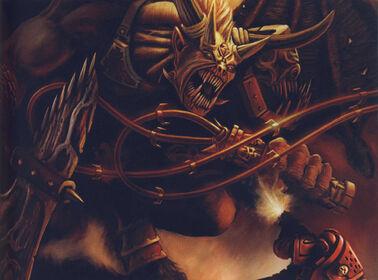 Caos Ka'Bandha principe demonio
