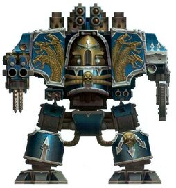 Caos legion alfa dreadnought