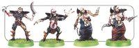 Grotescos Drukhari 3ª Edición miniaturas