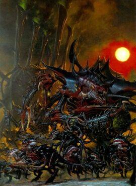 Hive Fleet Behemoth