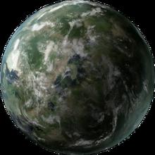 Planeta Typhon Primaris