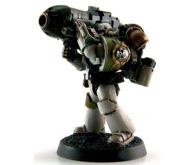 Pre herejía Guardia de la muerte Mk4 apoyo pesado2