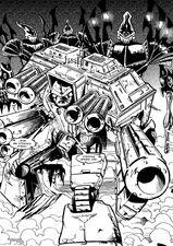 Titan warlord tres