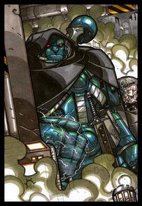 Caos legion alfa cazacabezas prime
