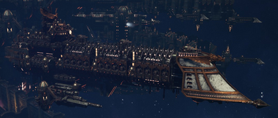 Flota acorazado clase retribucion