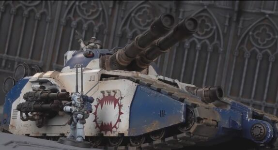 Devoradores de mundos pre herejía tanque fellblade