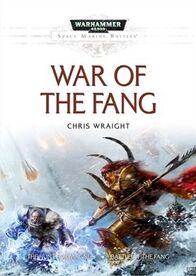 Novela War of the Fang