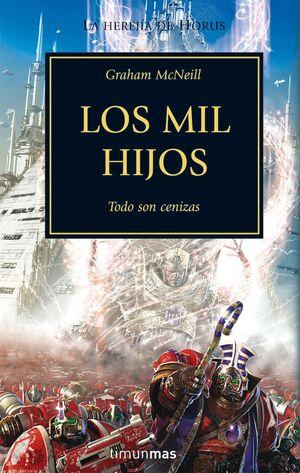 Portada Los Mil Hijos Herejía de Horus