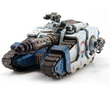 Tanque de Batalla Sicaran Venator Devoradores Mundos