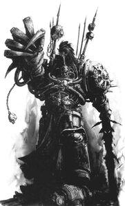 Caos Abaddon el saqueador