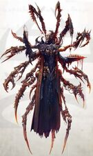 Eldar oscuro hemonculo wikihammer