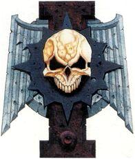 Emblema Eclesiarquía Adeptus Ministorum Wikihammer