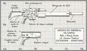 Pistola Rifle Exitus