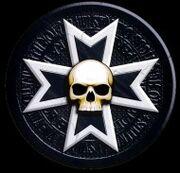 Simbolo templarios negros