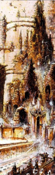 Terra ciudad colmena wikihammer