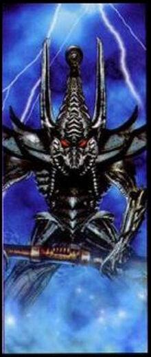 Arhra, Padre de los Escorpiones