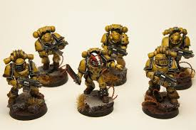 Escuadra Táctica Legión Puños Imperiales