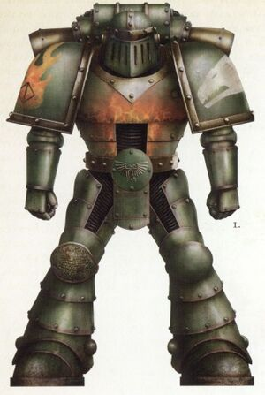 Maraeus Orasus Escuadra Táctica Fal'shon Reino de Themis Salamandras