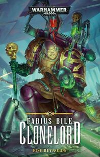 Novela Fabius Bile Clonelord