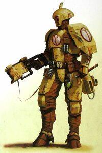 Taufirewarrior