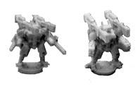 XV88 Apocalipsis T'au Epic FW miniatura