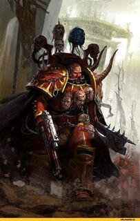 Caos señor del caos mundo demoniaco