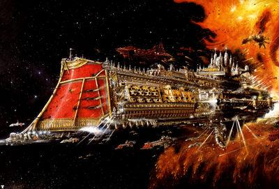 Flota Imperial Sector Gotico Grupo de Batalla Wikihammer