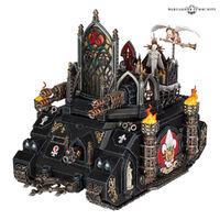 Immolator Adepta Sororitas 8ª Edición miniatura