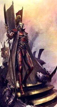 Príncipe Yriel eldar