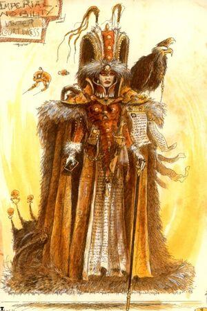 Queen Lachryma III 1