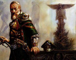 Señor Guerra Slaydo Cruzada Sabbat Wikihammer