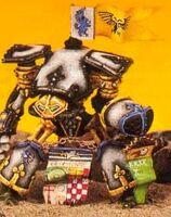Grifos de Guerra Titán Reaver